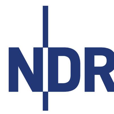 """NORDDEUTSCHER RUNDFUNK NDR-Logo. © NDR - Abdruck honorarfrei nur im Zusammenhang mit der Sendung bei Nennung """"Bild: NDR"""" (S2). Andere Verwendung nur nach Absprache. NDR Pressestelle/Fotostelle 040/4156-2306, Fax: -2199"""